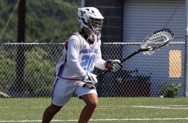 Vito DeBellis from Yorktown (N.Y.) recently committed to play for Siena and discusses his reasons for choosing the Saints.