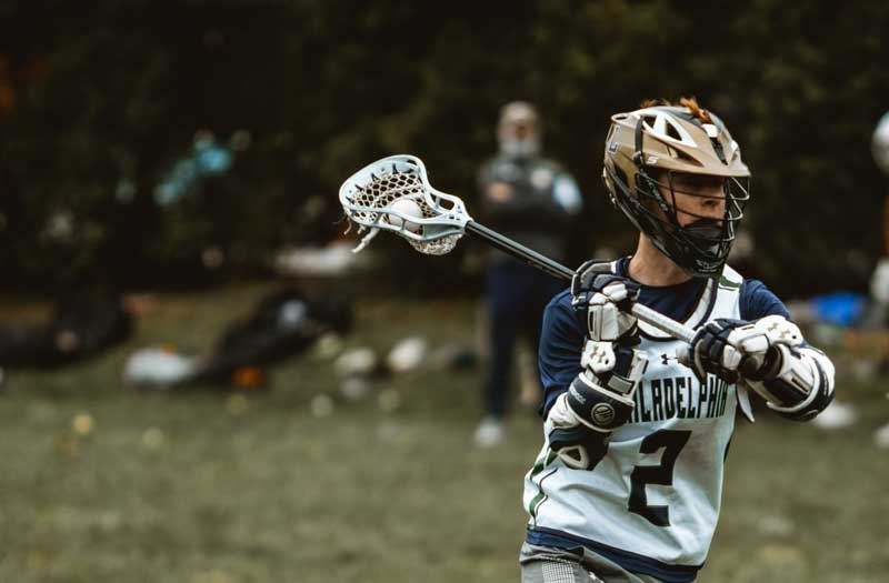 La Salle College (Pa.) Attackman Andrew Kelly Discusses Lehigh Commitment